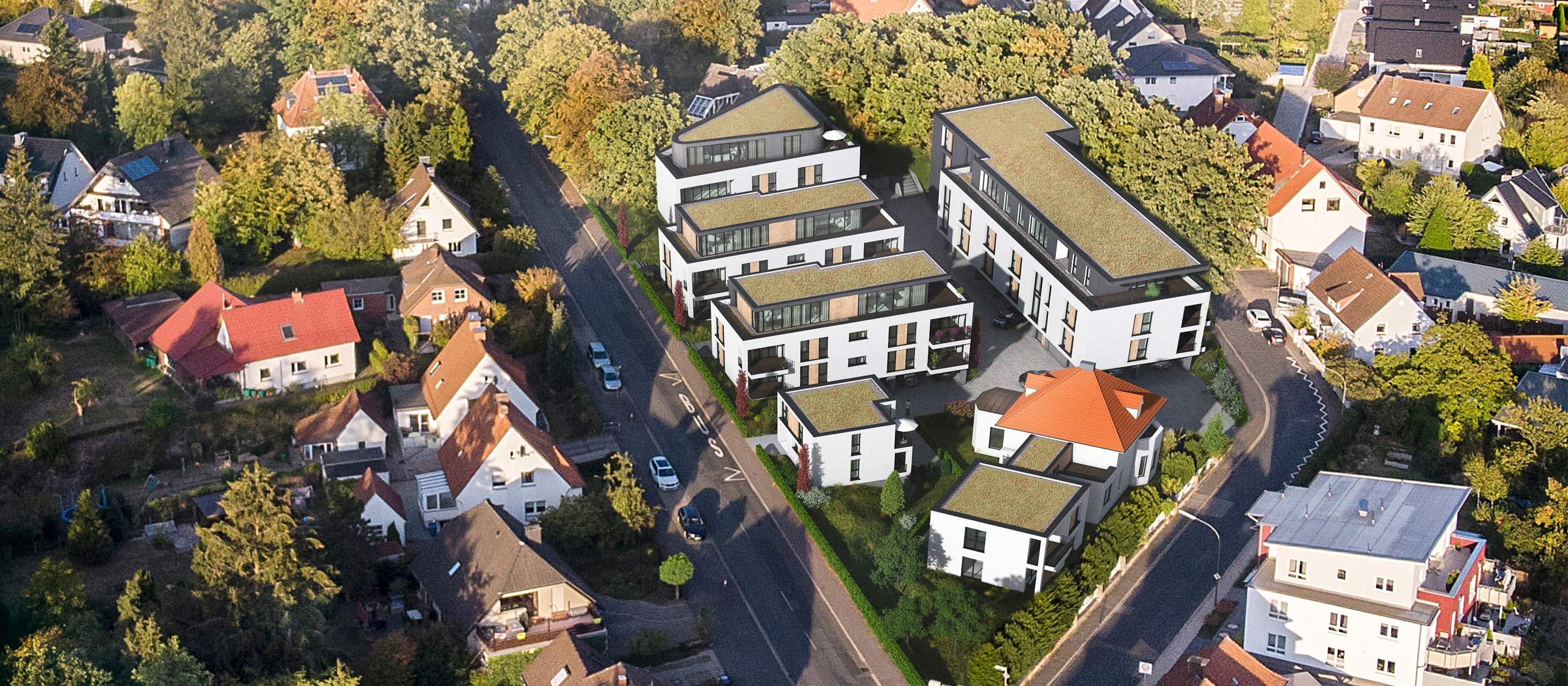 Wohnpark Schledehauser Weg in Osnabrück-Lüstringen