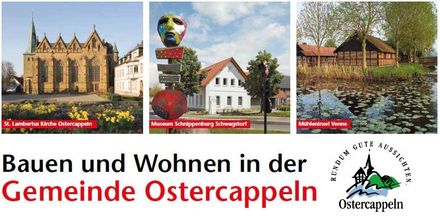 Bauen und Wohnen in Ostercappeln 2021