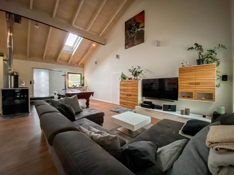 Innenansichten: Wohnbereich