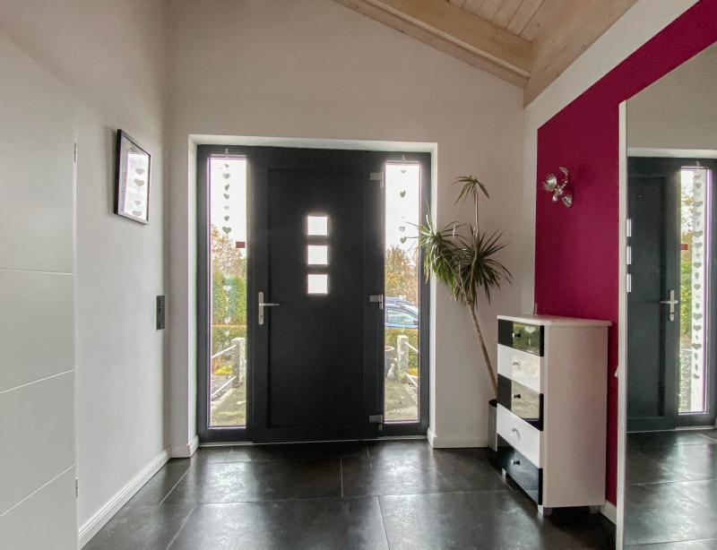 Innenansichten: Eingangsbereich