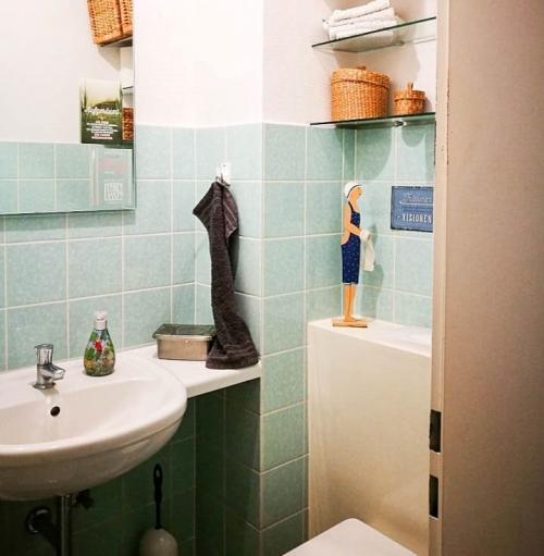 Innenansichten: WC