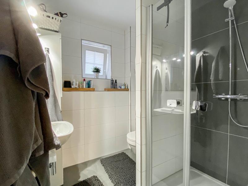 Innenansichten: Duschbad