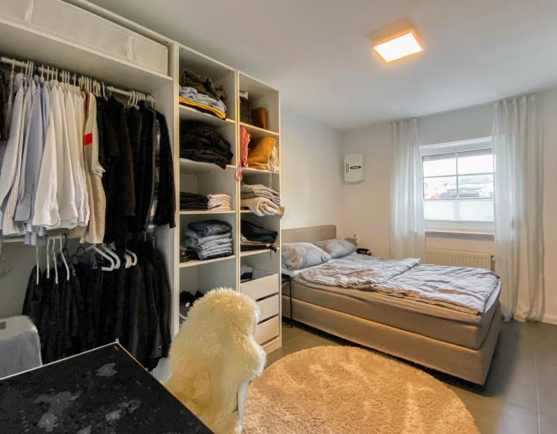 Innenansichten: Schlafzimmer
