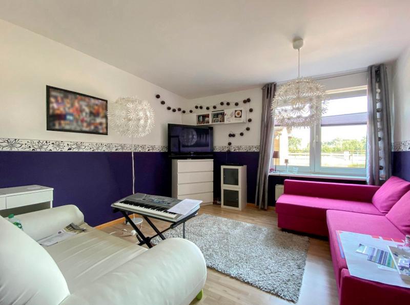 Innenansichten: Wohnzimmer Wohnung