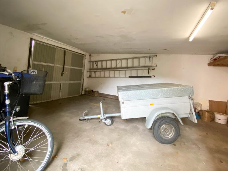 Innenansichten: Garage