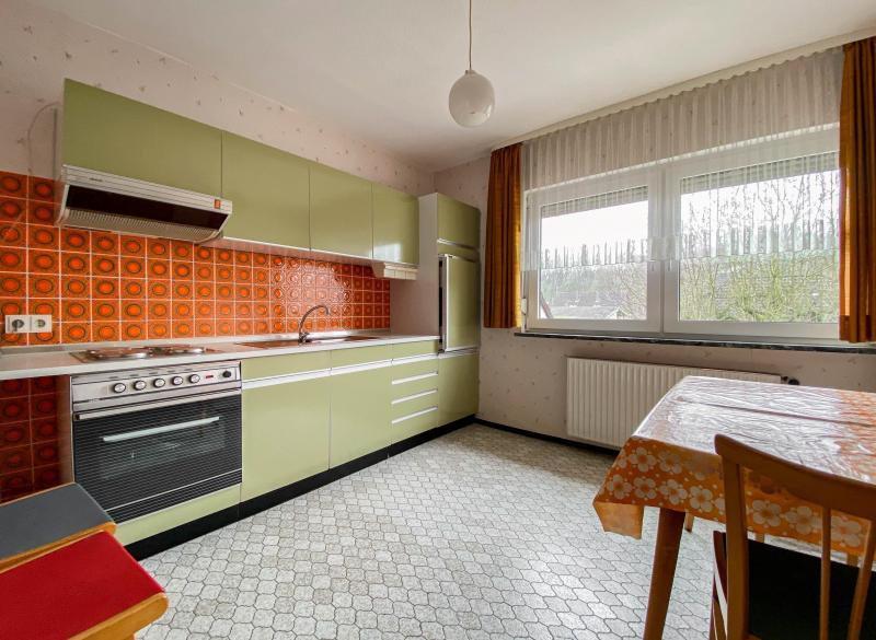 Innenansichten: Küche Dachgeschoss