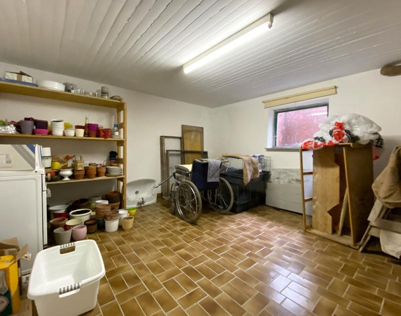 Innenansichten: Kellerraum