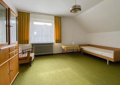 Innenansichten: Zimmer Dachgeschoss