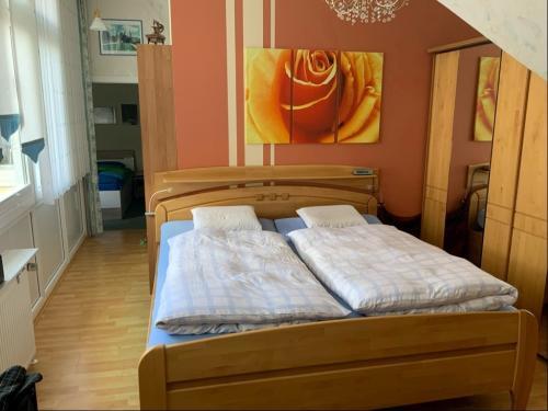 Innenansichten: Schlafzimmer OG